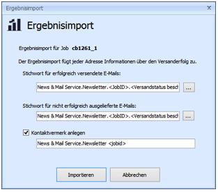 mynewsletter-rocks_cobra_mailing_ergebnisimport